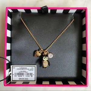 Juicy Couture Jewelry - Juicy Couture Penguin Necklace
